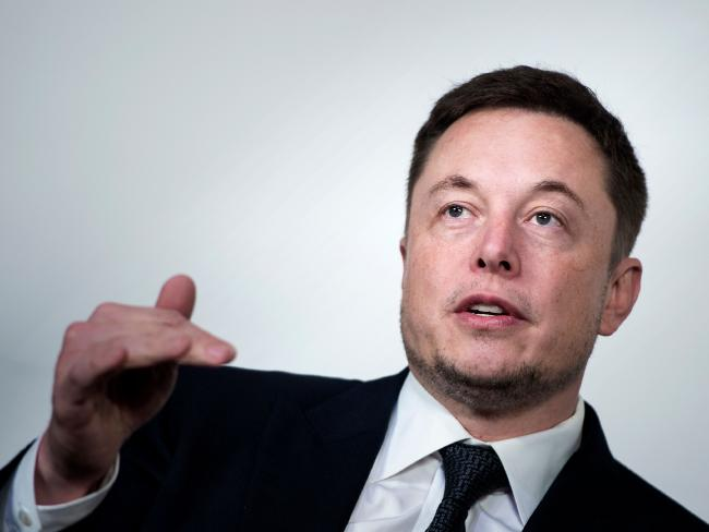 Musk himself, as the quirky tech entrepreneur, has been the ultimate draw for many. But the reality of working for him is far different from the fantasy. Picture: AFP